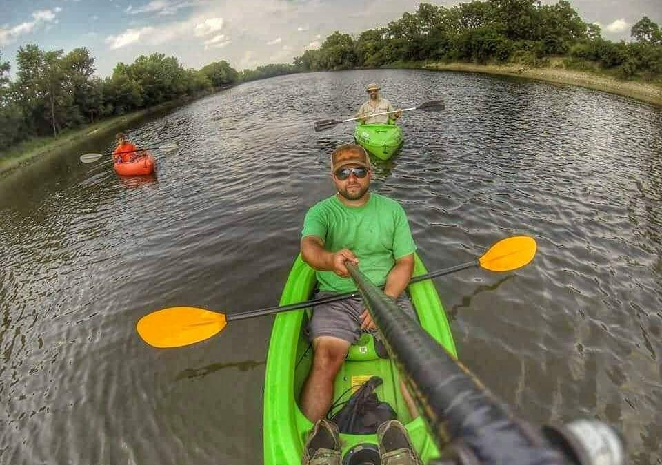 Kayak Adventures without breaking the Bank